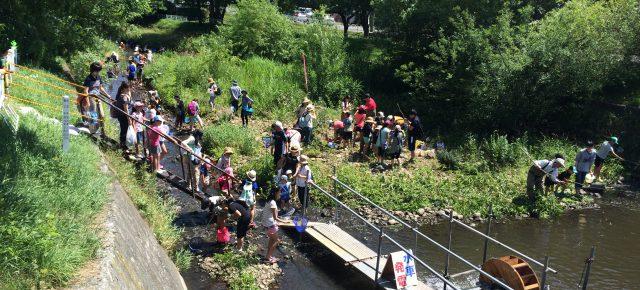 第21回月寒川にぎわい川祭り